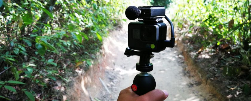 audio gopro